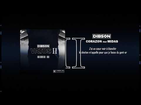 Youtube: Dibson – Corazon ft. Midas (Lyrics video)