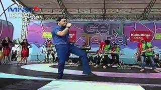 Thomas Djorgi -  Sembako Cinta  - Gentara MNCTV  ( QUEEN BIG BAND Home Band )