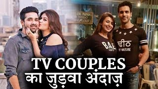 Gambar cover TV couples who love Twinning   Check out