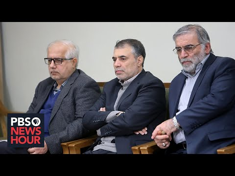 PBS NewsHour: Iran's top nuclear scientist reportedly killed in an attack