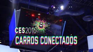 Carros Conectados na CES 2016 - Webmotors