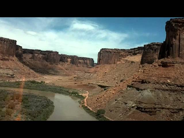Mineral Canyon, UT - Approach and Landing ( Utah backountry ) HD