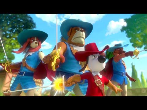 Dogtanian   Official Trailer