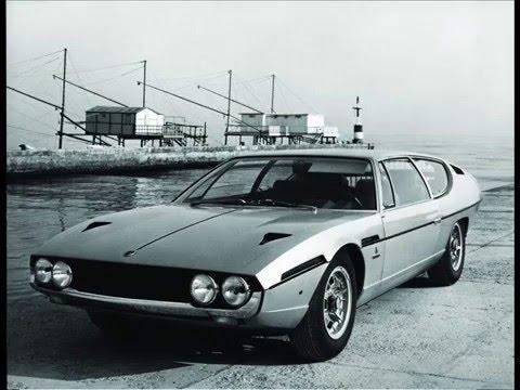 The Lamborghini History Youtube