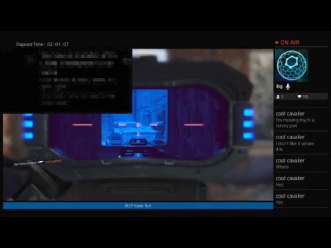 pjegkelly's Live PS4 Broadcast