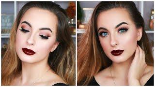 Classic Fall Makeup Tutorial 2017