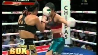 Jackie Nava vs Ana Maria Torres II