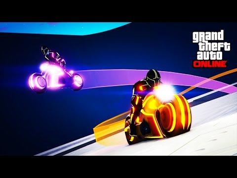TRON GAME GTA 5 ONLINE