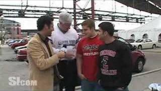The SI Tour Guy: 2008 NCAA Wrestling Championships