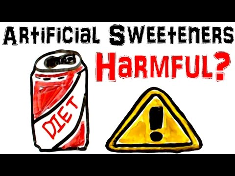 Are Artificial Sweeteners Unhealthy? (Effects of Aspartame)