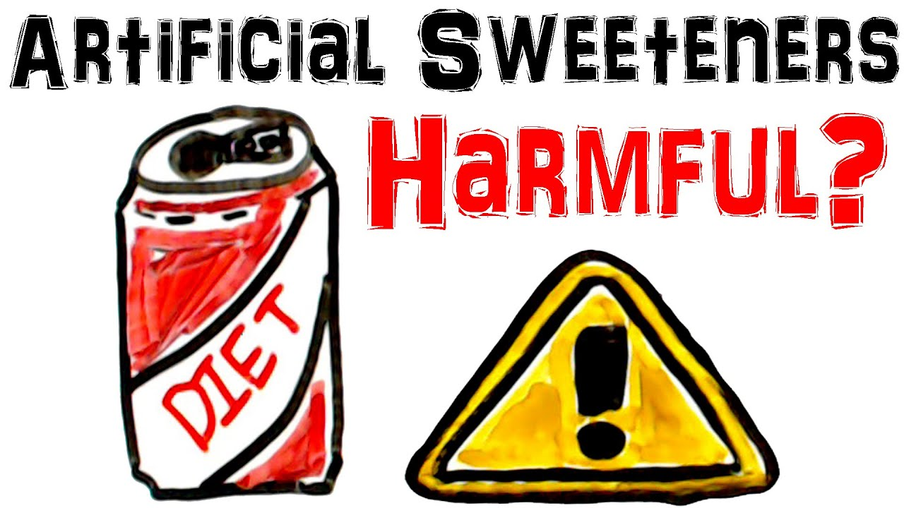 a discussion on unhealthy properties in artificial sweeteners in diet sodas