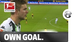 Unbelievable Own Goal – World Champion Kramer's Moment of Madness