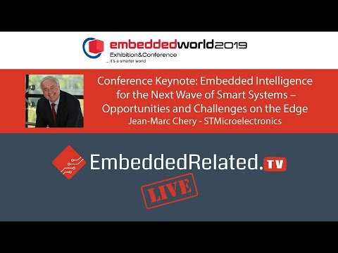 Embedded Intelligence For The Next Wave Of Smart Systems - Opportunities And Challenges On The Edge