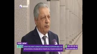 Avropa Parlamenti Azərbaycanın xeyrinə olan qətnaməni qəbul etdi - Xəzər TV
