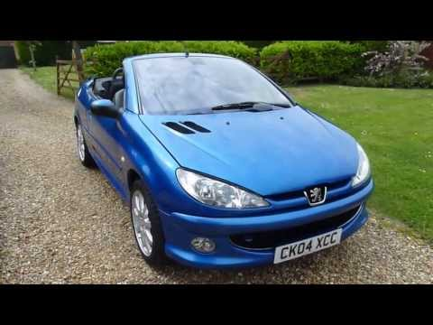 video-review-of-2004-peugeot-206-cc-2.0-convertible-for-sale-sdsc-specialist-cars-cambridge