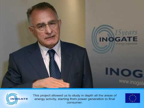 Mr. Vagif Nasibov, Ministry of Industry and Energy of Azerbaijan / В. Насибов, Азербайджан