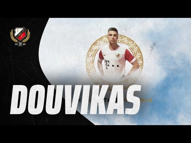 The first interview of Anastasios Douvikas for FC Utrecht (VIDEO)