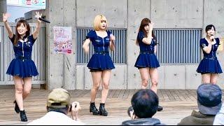 2017.04.23アイドル諜報機関LEVEL7①かながわグルメフェスタ2017in厚木②③...