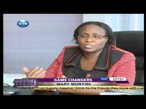Tukuza: game changer: Mary Munyiri's walk with God, owner of a Microfinance company