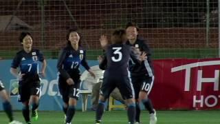 2016 ラマンガ国際 女子U 23 日本 vs ノルウェー