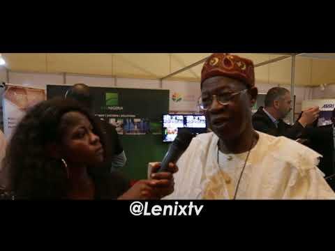 LenixtvNews: Highlights -Creative Nigeria Summit 2018