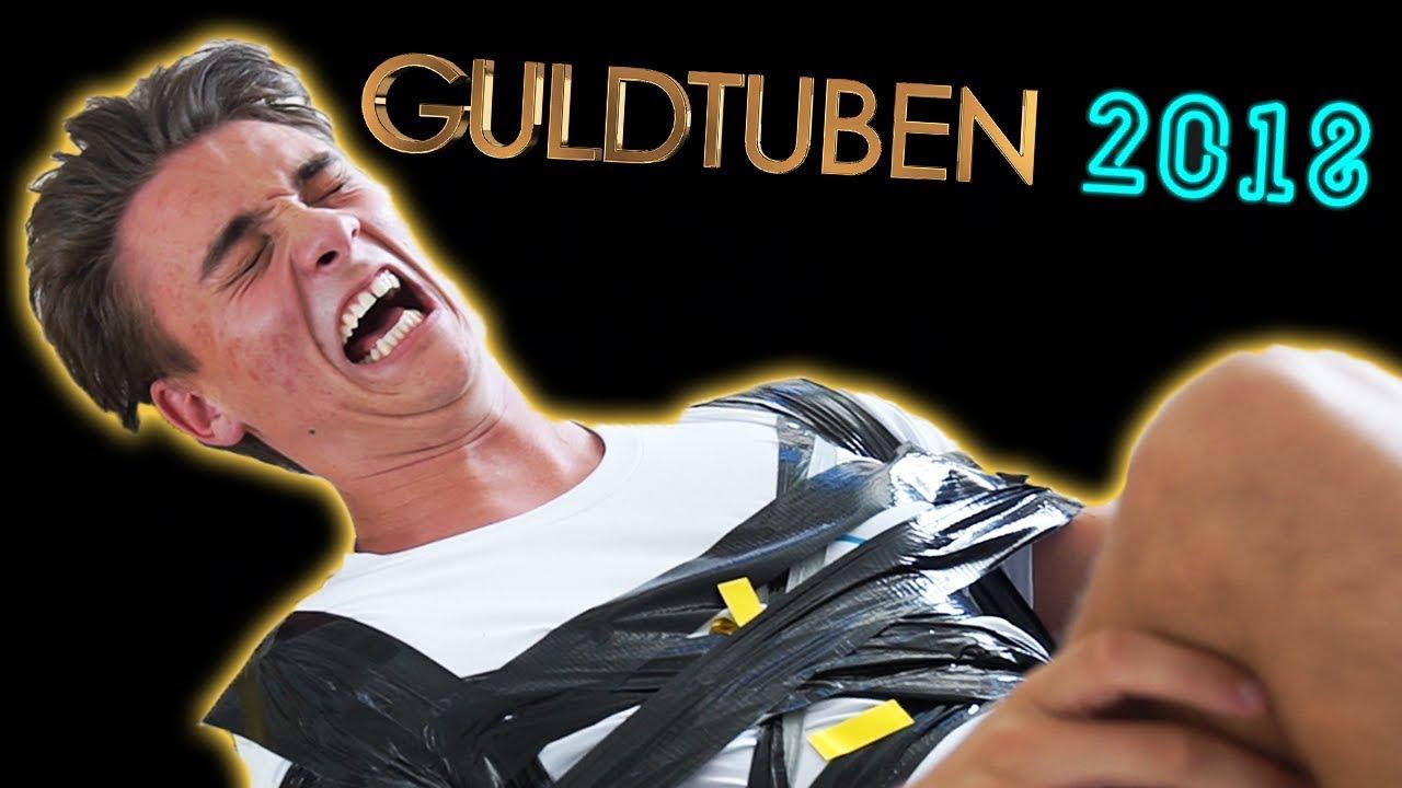 MIN REAKTION PÅ GULDTUBEN NOMINERINGER 2018