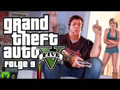 GTA 5 # 9 - Rennen, Schießen, Fahrrad fahren «» Let's Play Grand Theft Auto V | HD