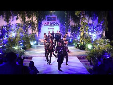 Peter England Mr India 2017 Opening Dance Performance