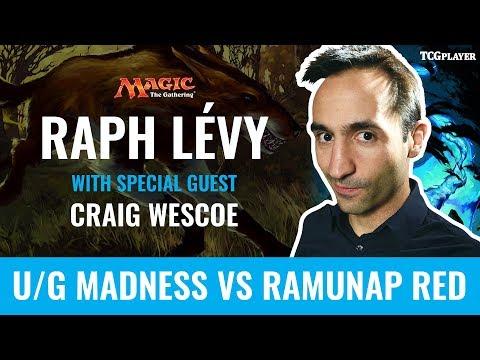 [MTG] Battle Through Time - 2003 Blue-Green Madness | VS 2018 Ramunap Red & Craig Wescoe