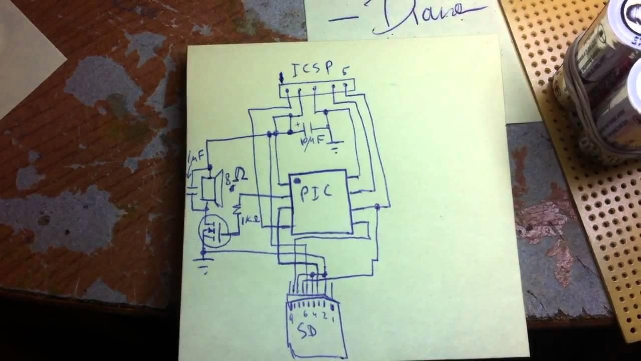 Single-chip Digital Audio Player | Hackaday