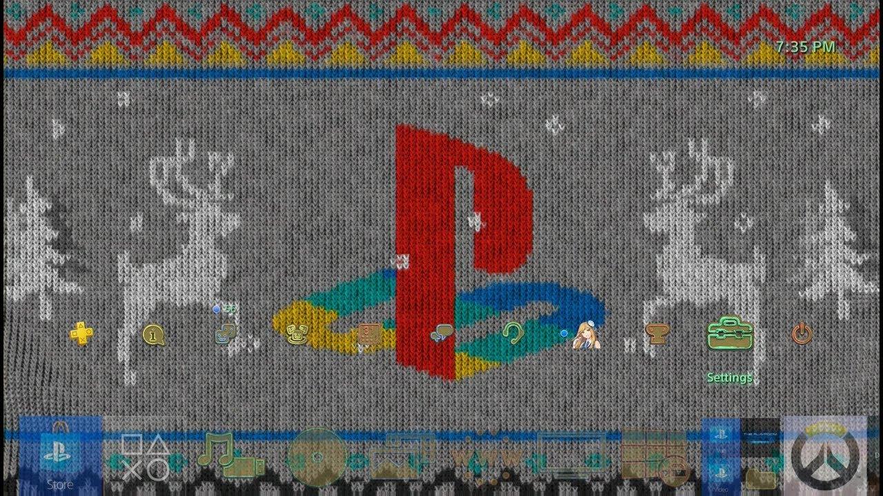 Image result for PSN 2017 christmas theme