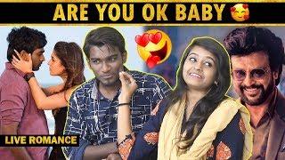 நீ தாண்டா என்னோட ரஜினிகாந்த்..! | Funny Factory Vijay And Bismi Interview  | TalksOfCinema