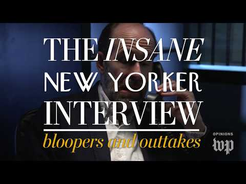 """""""Mooch"""" Bloopers with Brian Huskey   The Washington Post Comedy + Satire"""