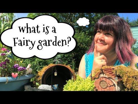 What Is A Miniature Fairy Garden