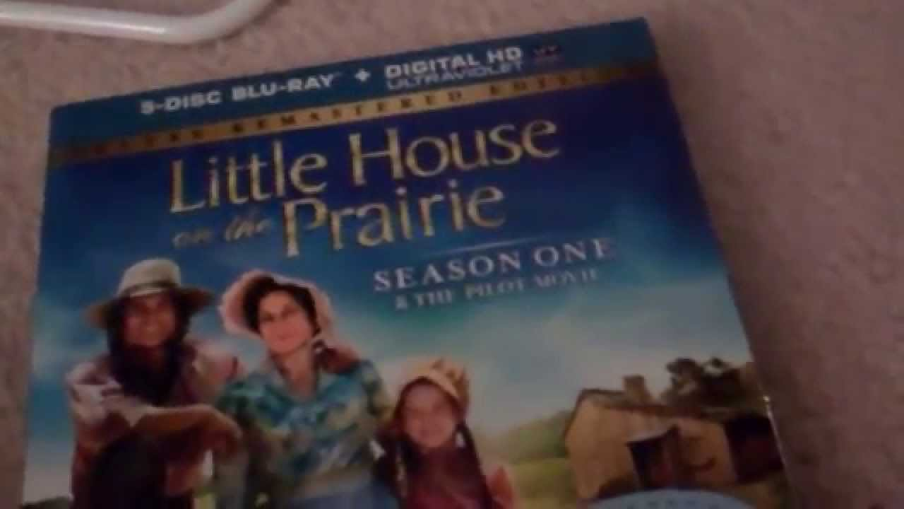 little house on the prairie: deluxe remastered edition: season 1