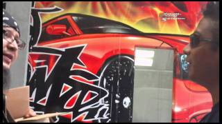 VIDEO 5: El equipo de West Coast Customs México instala el Body Kit auspiciado por Air Design.