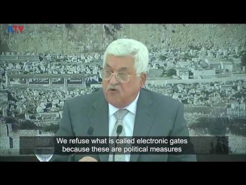 Mahmoud Abbas Cancels Security Cooperation With Israel
