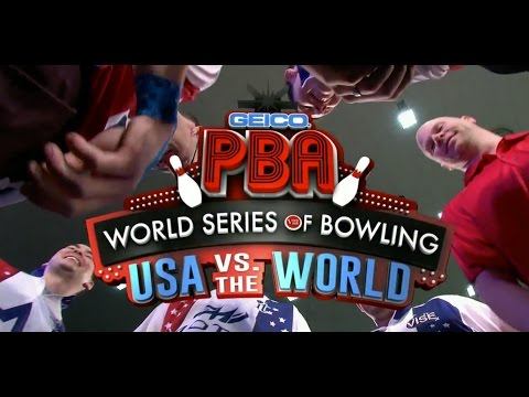 PBA USA vs. The World - WSOB VIII