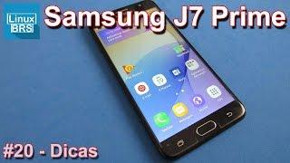 Samsung Galaxy J7 Prime - Dicas