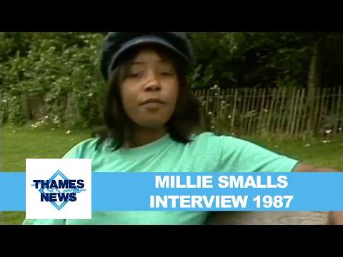 My Boy Lollipop, Millie Smalls Interview 1987 | Thames News