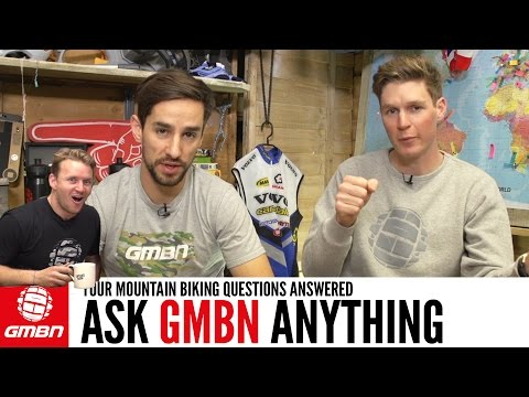 How Old Is Too Old To Mountain Bike?   Ask GMBN Anything About Mountain Biking