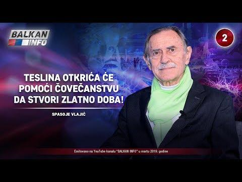 INTERVJU: Spasoje Vlajić - Teslina otkrića će pomoći čovečanstvu da stvori zlatno doba! (18.3.2019)