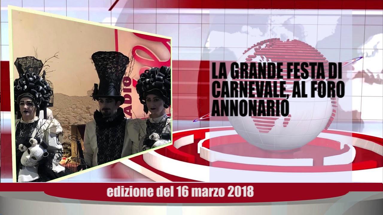 Velluto Notizie Web Tv Senigallia Ed  19 03 2018