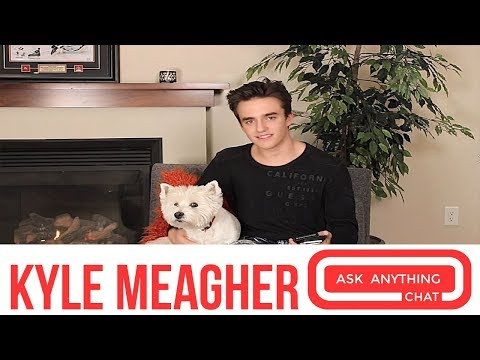 Most Requested Live with Romeo - #MostRequestedLive Ask Anything Chat: Kyle Meagher