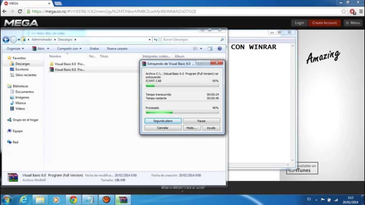 descargar e instalar microsoft visual studio 6 enterprise edition