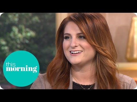 Meghan Trainor On Her Grammy Awards Win And Her Dad | This Morning