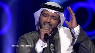 #MBCTheVoice - عبد المجيد ابراهيم - فقدتك - مرحلة الصوت وبس