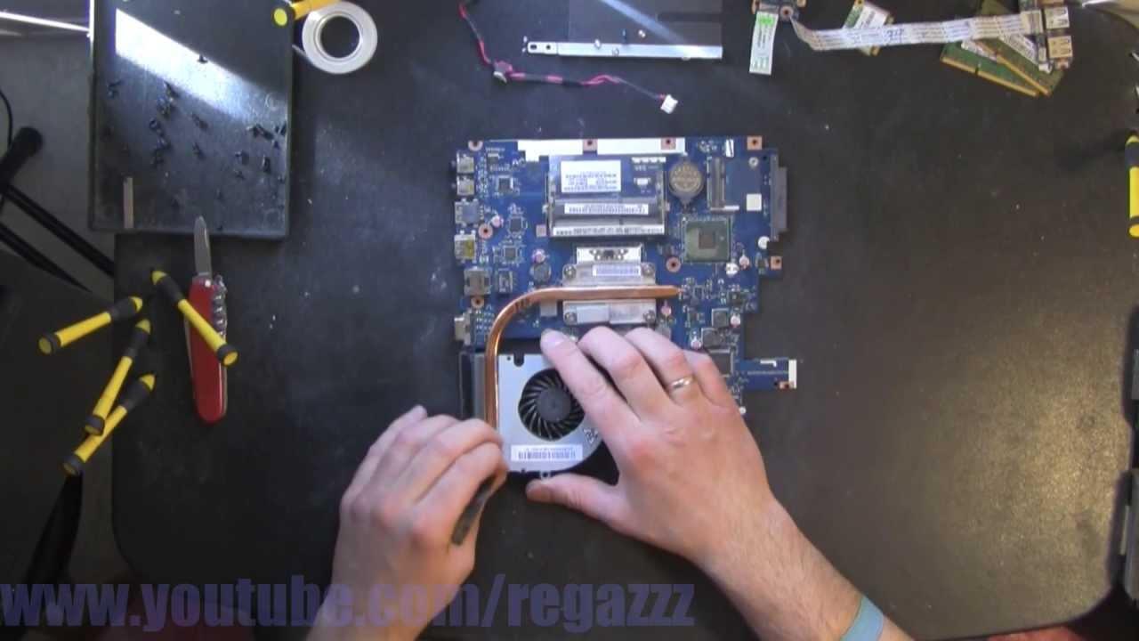 gateway nv55 nv55c pew91 take apart video disassemble howto open rh youtube com
