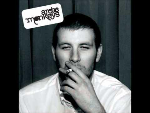 Arctic Monkeys - Perhaps Vampires Is A Bit Strong But....