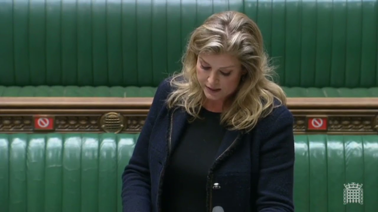 Mordaunt destroys the SNP's Ian Blackford in the House of Commons